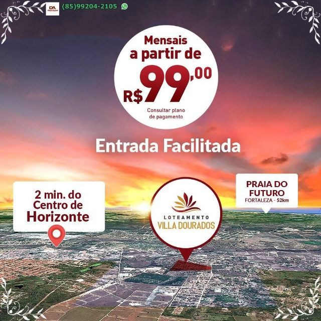 Loteamento Villa Dourados:: Ligue@@