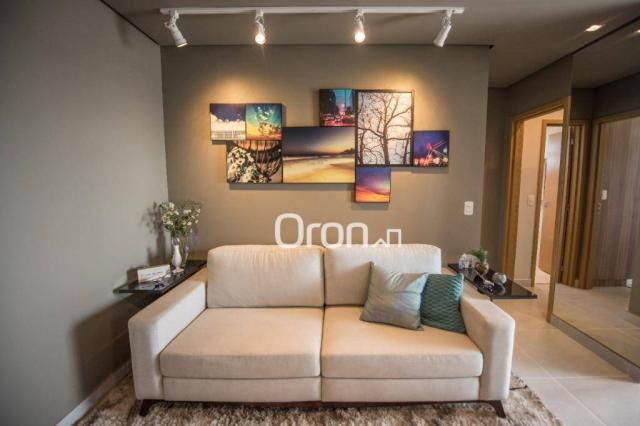Apartamento à venda, 61 m² por R$ 350.000,00 - Vila Rosa - Goiânia/GO - Foto 5