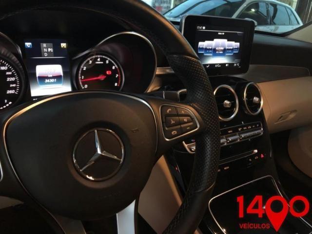 Mercedes C 200 AVANTGARDE 2.0 4P - Foto 10