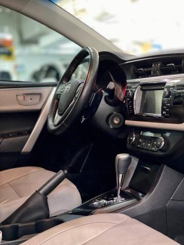 COROLLA 2014/2015 2.0 XEI 16V FLEX 4P AUTOMÁTICO - Foto 13