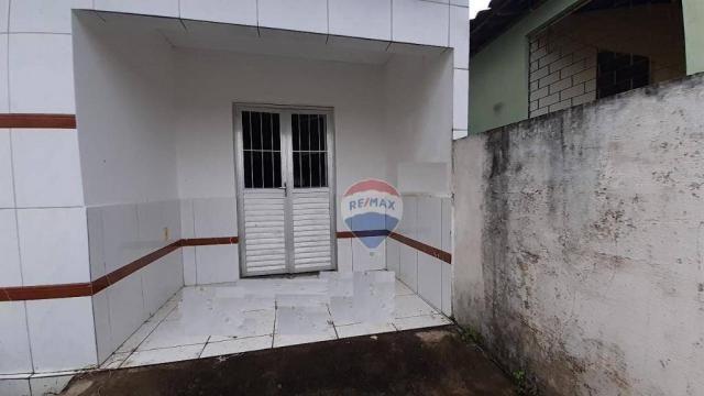 Casa com 2 dormitórios à venda, 63 m² por R$ 125.000 - Jardim Militania - Santa Rita/Paraí - Foto 3