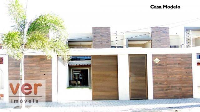 Casa à venda, 146 m² por R$ 404.000,00 - Centro - Eusébio/CE - Foto 5