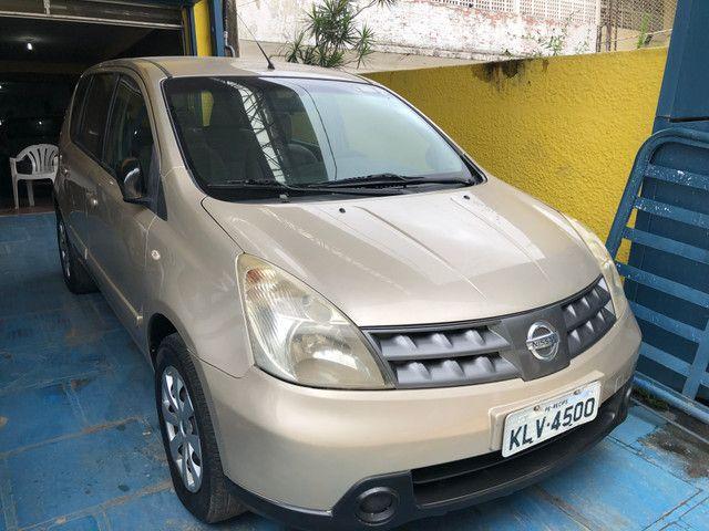 Nissan Livina 1.8  Completo 2010