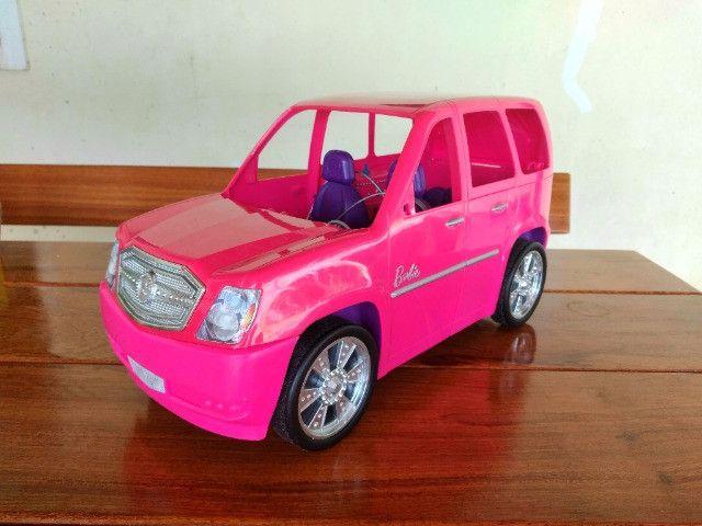 Carro Barbie Luxo