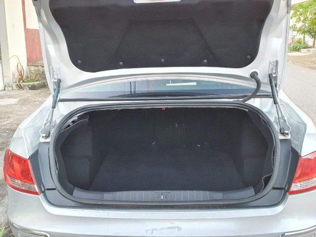Peugeot 408 Griffe 2011 Prata - Automático/Teto Solar/Bancos de Couro - Abaixo da FIPE!!! - Foto 14