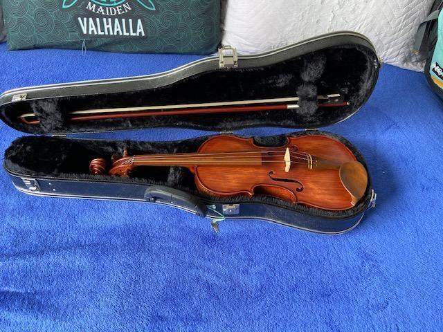 Violino 4/4 Rolim Milor Red Vintage - Foto 2