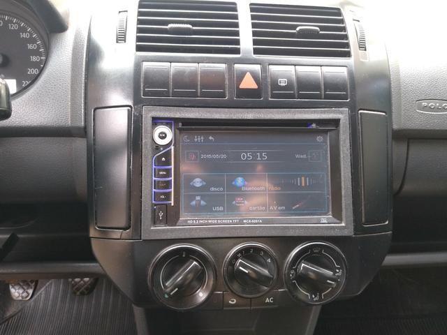 Polo sedan 1.6 2008 - GNV - Foto 8
