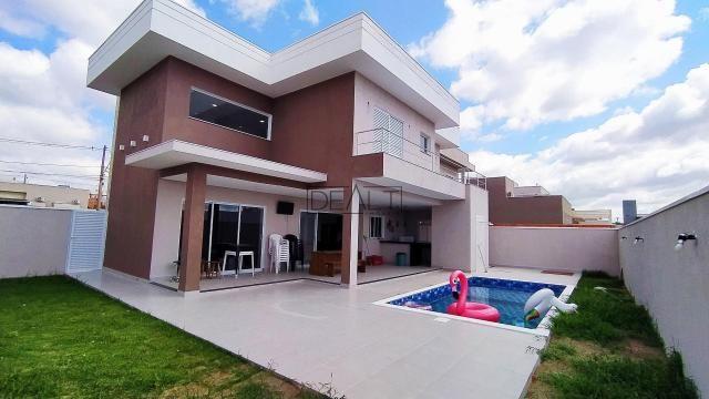 Sobrado com 3 dormitórios à venda, 262 m² - Real Park - Sumaré/SP