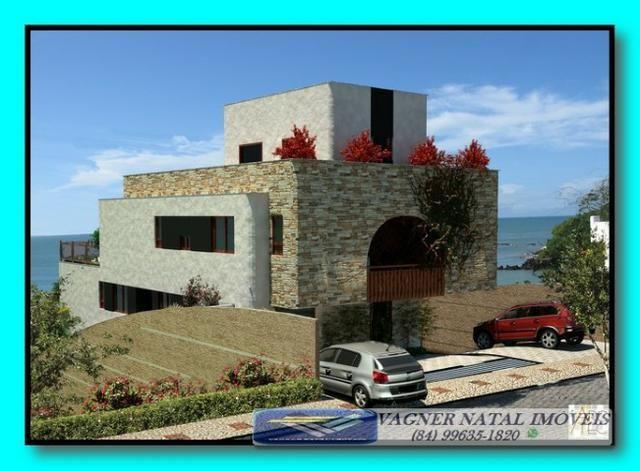 VR-Projeto Aprovado Pé na Areia ao Lado do Morro do Careca em Ponta Negra - Foto 14