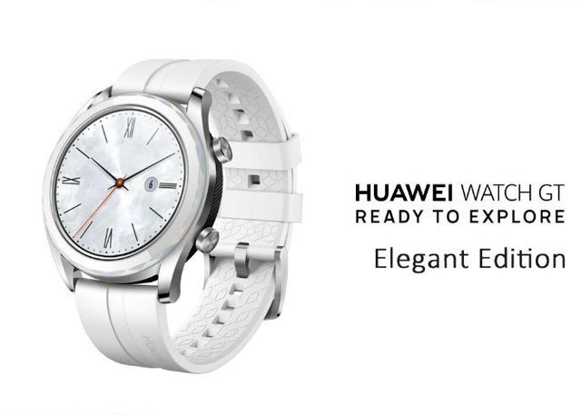 Smartwatch Huawei GT, Branco, Lacrado, Zero, Ela-B19