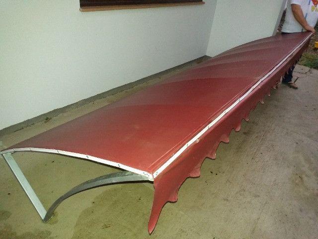 Mesa em inox, pia em inox 1,90m X 0,70 - Foto 4