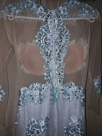 Vestido azul serenity - Foto 4