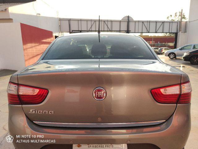 Gran Siena 1.4 2013 IPVA Pago - Foto 3
