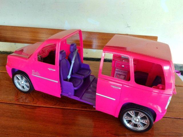 Carro Barbie Luxo - Foto 2