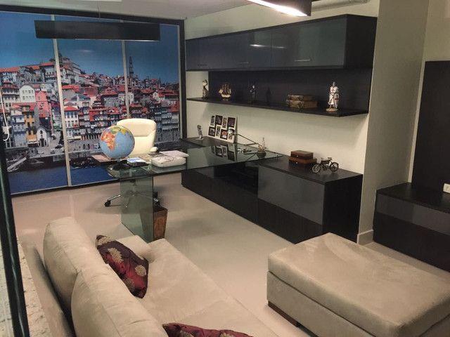 COBERTURA Duplex 4 SUÍTES 100% Mobíliado. Av. Salvador. - Foto 5