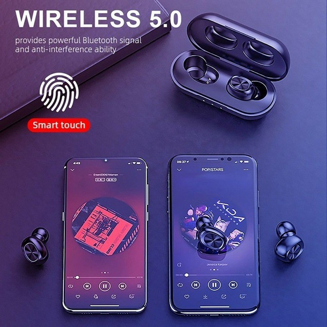 Fone de ouvido Bluetooth BTH 239 Air Buds 2021. - Foto 3