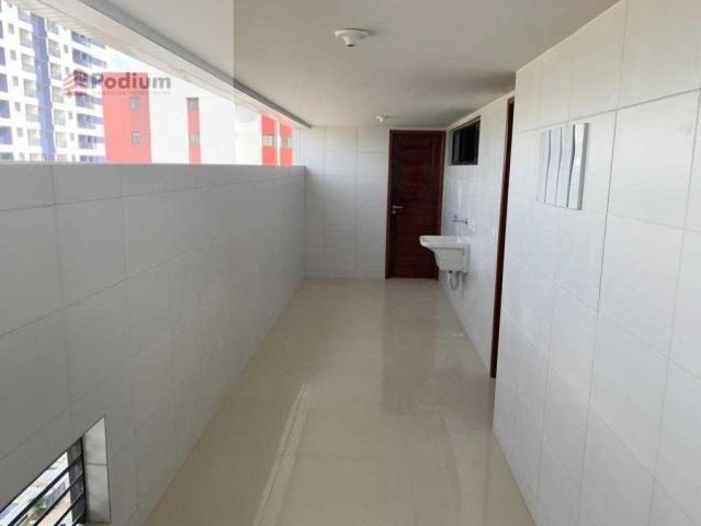 Apartamento à venda com 4 dormitórios em Aeroclube, João pessoa cod:36315 - Foto 11