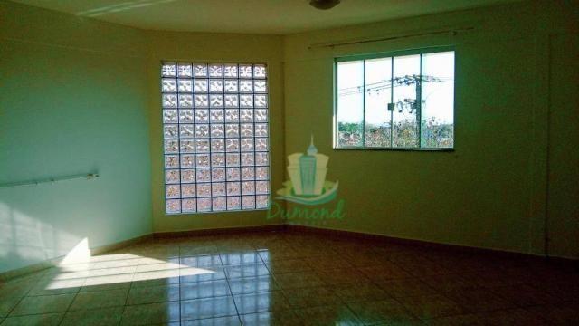Apartamento com 1 dormitório para alugar com 71,94 m² por R$ 1.150/mês no Jardim das Laran - Foto 19