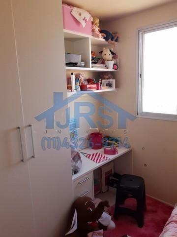 Apartamento com 2 dormitórios à venda, 50 m² por R$ 265.000,00 - Vila Mercês - Carapicuíba - Foto 11