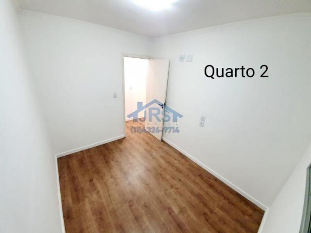 Apartamento com 2 dormitórios à venda, 49 m² por R$ 240.000,00 - Vila Mercês - Carapicuíba - Foto 12