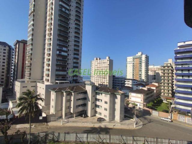 Apartamento à venda com 2 dormitórios em Guilhermina, Praia grande cod:804126 - Foto 9