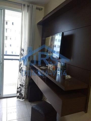 Condomínio Reserva Nativa Apartamento à venda, 50 m² por R$ 225.000 - Vila Mercês - Carapi - Foto 2