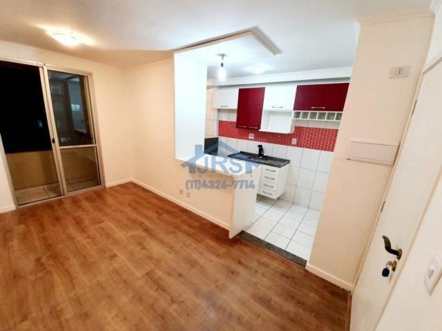 Apartamento com 2 dormitórios à venda, 49 m² por R$ 240.000,00 - Vila Mercês - Carapicuíba - Foto 2