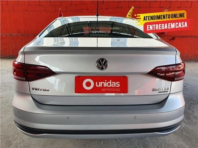 Volkswagen Virtus 2020 1.0 200 tsi comfortline automático - Foto 6
