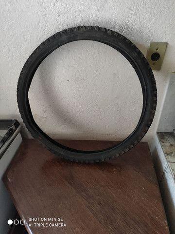Barato roda e pneus bicicleta leia descriçao - Foto 5