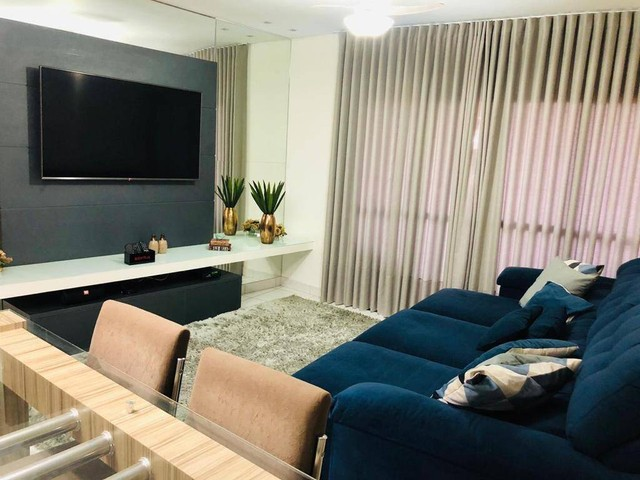 Apartamento 3 quartos sendo 1 suíte, 99 m², Condomínio Torres do Parque