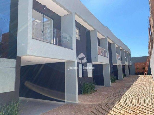 Campo Grande - Casa de Condomínio - Mata Do Jacinto