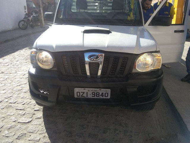 Pikup Mahindra 2.2 diesel. - Foto 2