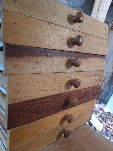 Gavetas em madeiras  - Foto 5