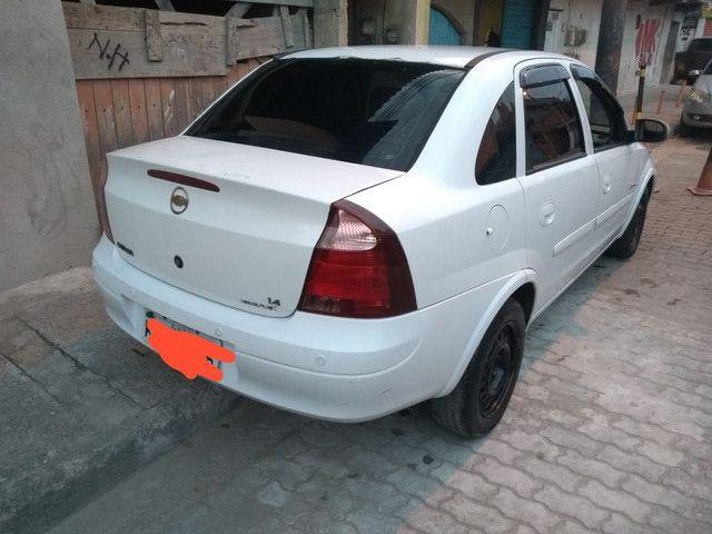 GM Corsa sedan Premium 1.4 flex 08/09 - Foto 4