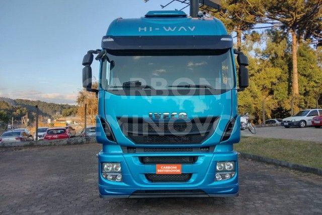 Iveco Hi Way 600S44 6X2, ano 2018/2019