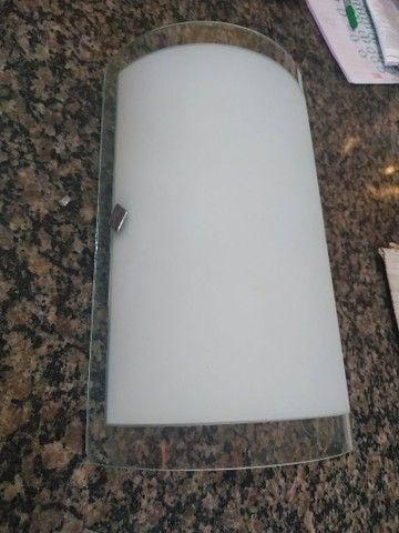 Kit de 2 Arandelas p/ 1 lâmpada