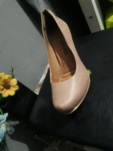 Sapato de salto alto  - Foto 4