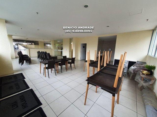 Apartamento bem localizado, todo projetado, nascente e com lazer completo! - Foto 18