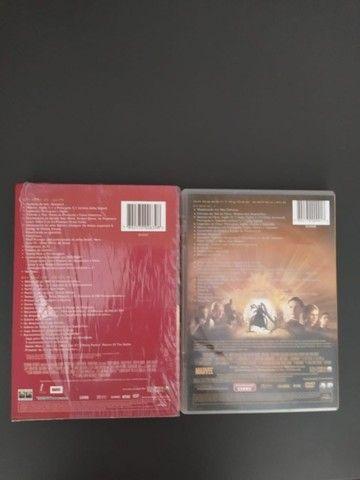 DVDs Homem Aranha 1 e 2 - Foto 2