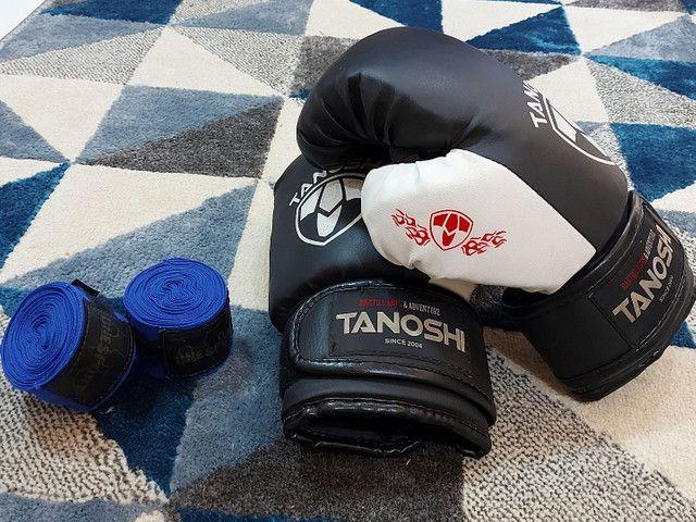 LUVAS PARA ESPORTES (Muay thai, boxe etc...) - Foto 2