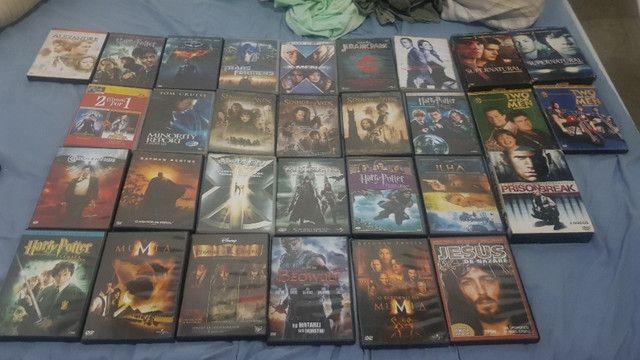 DVDs e box usados em ótimas condições  - Foto 3