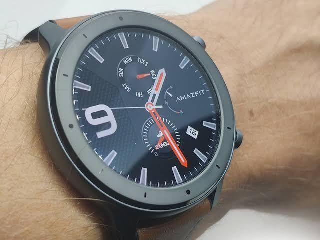 <br><br>Relógio Amazfit Gtr - Aluminium<br><br> - Foto 2