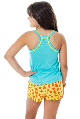 Pijama Infantil Girafinha  - Foto 2