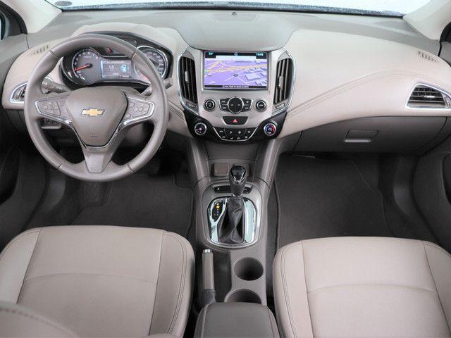 GM - CHEVROLET CRUZE LTZ 1.4 16V Turbo Flex 4p Aut. - Foto 7