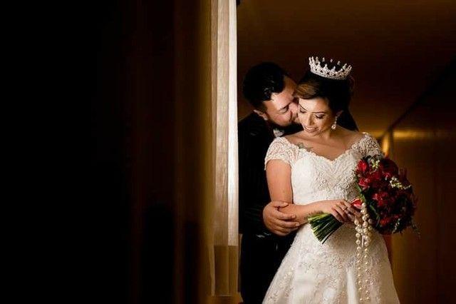 Vestido de noiva Lúcia Spessato - Foto 5