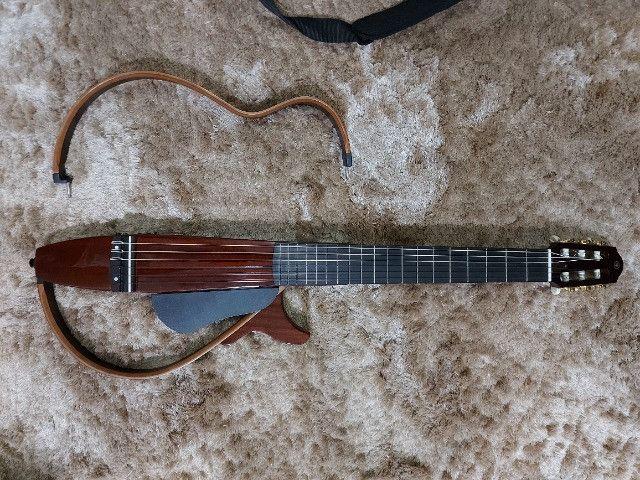 violão yamaha slg200nw - Foto 6