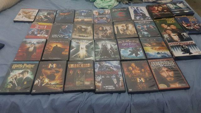 DVDs e box usados em ótimas condições