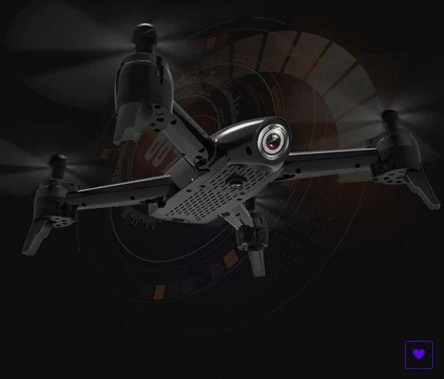 Drone SG106 WiFi - Até 12x Com Frete Grátis -SC - Foto 2