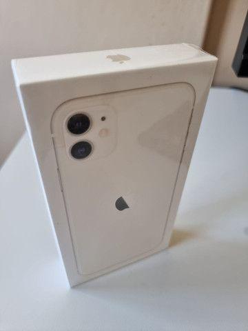 iPhone 11 64gb branco lacrado