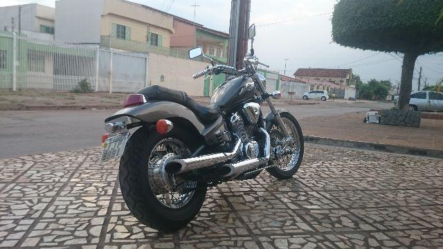 HONDA SHADOW SUPER CONSERVADA ACEITO MENOR